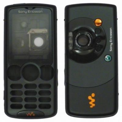 Корпус для Sony Ericsson W810 Черный ecc9ade38318c