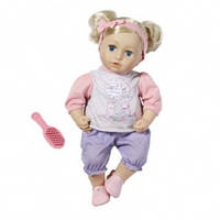Кукла BABY ANNABELL - МИЛАЯ СОФИЯ  (43 см, с аксессуаром) от Zapf - под заказ - ОПТ