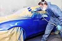 Локальная покраска и кузовной ремонт автомобиля