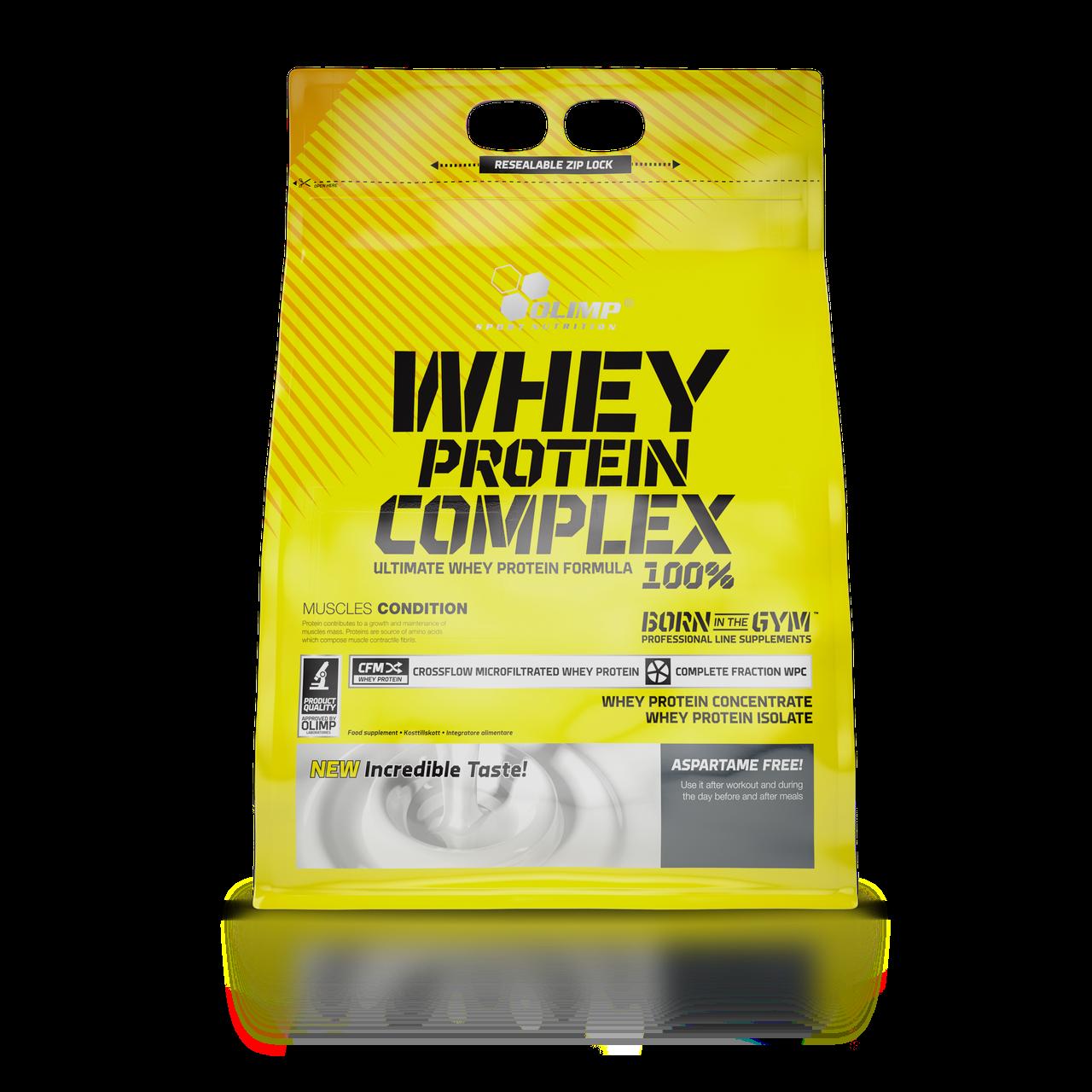 Протеин OLIMP Whey Protein Complex 100% 2,27 kg