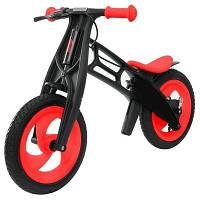 Беговел Balance Trike Black