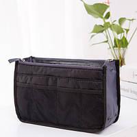 Органайзер для сумочки, черный - ОПТ