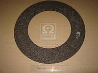 Накладка диска сцепления 430x260x3,5 (фередо не сверленый) (RIDER) RD 054.329.079