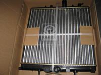 Радиатор охлаждения PEUGEOT 206 (2) (98-) (пр-во Nissens) 63708A