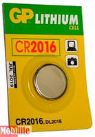GP Batteries CR2016