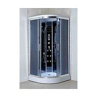 Гидромассажный бокс 100x100 Santeh4409-07 (стекло Assol)