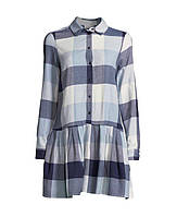 Платье голубого цвета Brindley