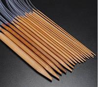Бамбуковые круговые спицы 2,0 мм