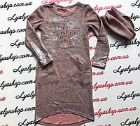 Нарядные платья для девочки  р.140-158