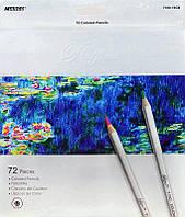 Набор цветных карандаши Marco Raffine72цвета, фото 1
