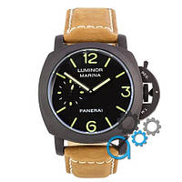 Часы Panerai Luminor 1950 Marina Automatic Big Dial Brown-Black