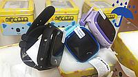 Детские умные часы DF25 (Q300/Q400) с GPS. Водонепроницаемые, Все цвета