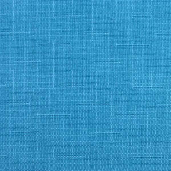 Рулонные шторы Лен аквамарин 430