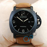 Часы Panerai Luminor Marina Quartz Classic Brown-Black-Black-Milk