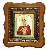 Помощница в родах икона Богородицы