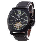 Часы Panerai Luminor Tourbillon All Black-Green