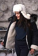 Зимняя куртка Аляска подростковая 2017 ев Код:452095126
