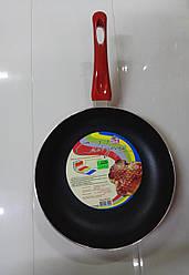 Сковорода з антипригарним покриттям D26 мікс
