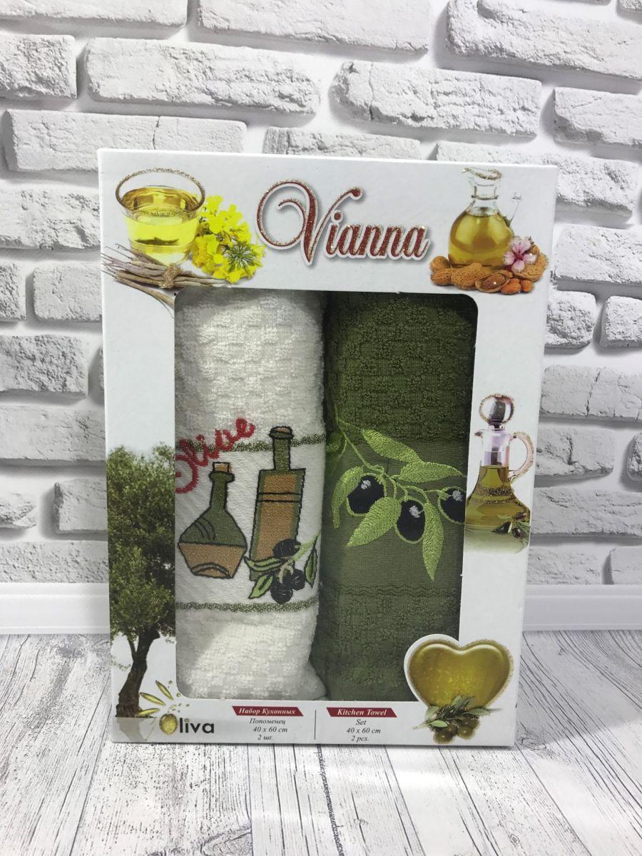 Подарочный набор кухонных полотенец Vianna № 32587