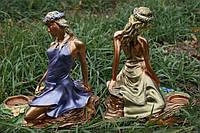 Светильник Весна 31 см. (бронза цветная) Декор сувенир