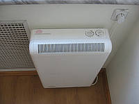 Обогреватель, теплонакопитель 0,8 кВт