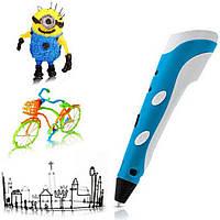 3 Д Ручка 3D Pen Myriwell пластик в подарок оригинальная качественная ручка