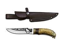Нож Волк Литье Кап