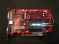 ВИДЕОКАРТА Pci-E RADEON X 1650 PRO на 256 MB 128 bit DDR3 с ГАРАНТИЕЙ ( видеоадаптер X1650 PRO 256mb  )