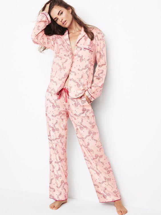 bcb953506663 Фланелевая пижама Victoria's Secret! Размер - S regular - Victoria's Secret  showroom в Херсоне