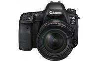 Фотокамера дзеркальна Canon EOS 6D MKII + 24-70 L IS (1897C028)