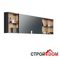 Зеркальный шкафчик Agape 027 AMOB027H6014TSP teak