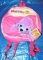 Мягкая игрушка- рюкзак Собачка SP17170-3 Код:426320874