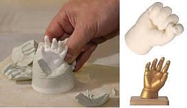 Набор для создания одного детского 3D слепка