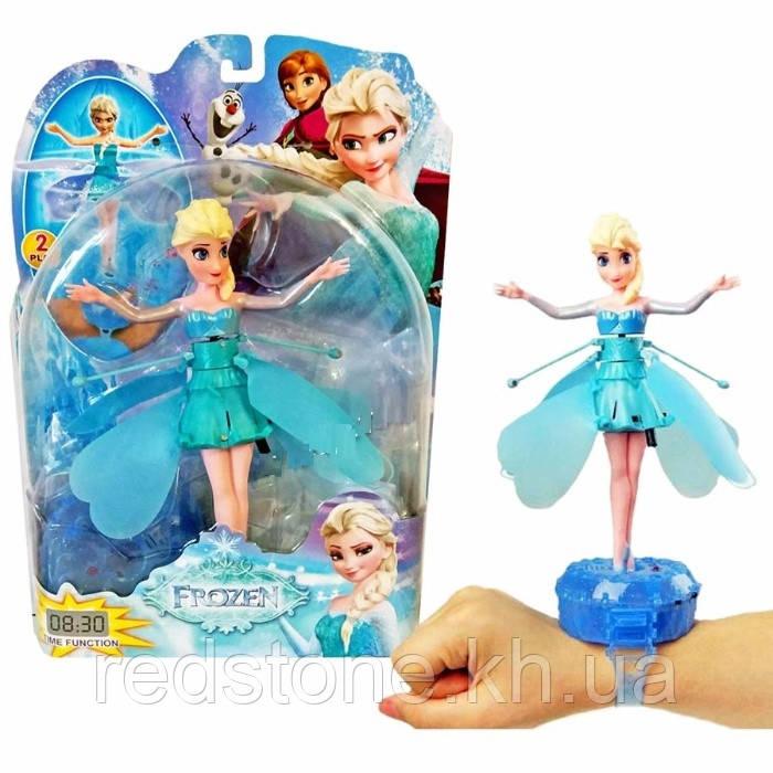 Кукла Летающая Фея Frozen Холодное сердце Эльза USB