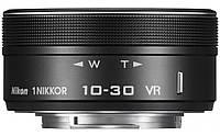 Об'єктив до фотокамери Nikon 1 NIKKOR 10-30mm f/3.5-5.6 PD-ZOOM BK VR (JVA707DA)
