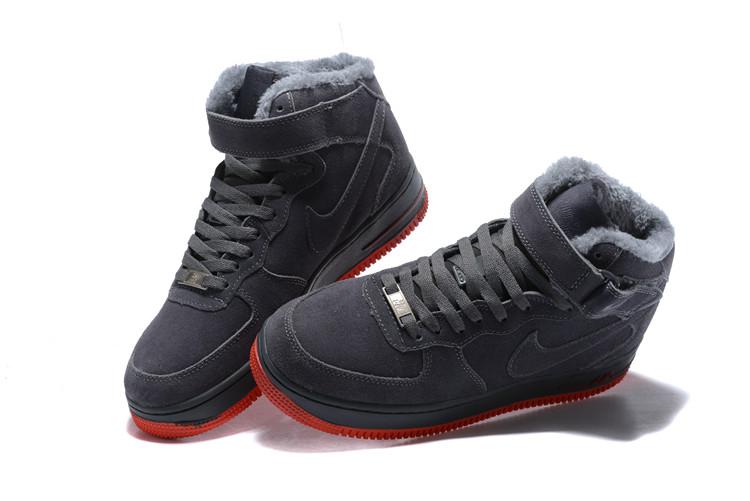 87629c8db Зимние кроссовки мужские Nike Air Force купить Украина, Киев ...