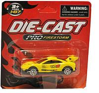 Машина метал, 8видов 89632 Упаковка 15*15 см( Ч )
