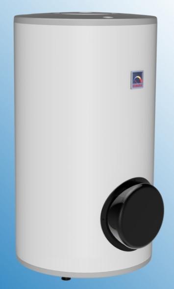 Бойлер косвенного нагрева DRAZICE OKС 160 NTR/BP с одним теплообменником