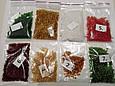 Набор для вышивки бисером икона Господь Вседержитель VIA 5002, фото 3