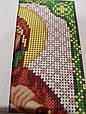 Набор для вышивки бисером икона Господь Вседержитель VIA 5002, фото 5