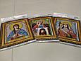 Набор для вышивки бисером икона Господь Вседержитель VIA 5002, фото 6