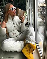 Женский зимний костюм лыжный 03028 дор
