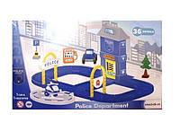 Конструктор 878 Полицейский участок (36 деталей)
