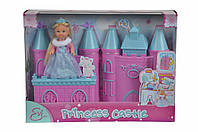 Кукла Еви и замок принцессы Simba 5732301, фото 1