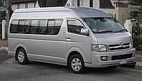 Разборка запчасти на Toyota Hiace H200 (2004-наш час)