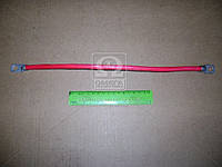 Клемма с проводом (перемычка между аккумуляторами 40см) (производство Россия) (арт. 5320-3724094), AAHZX