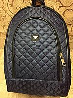 Рюкзак стеганая/Рюкзак девушка женский городской спортивный стеганая стильный только оптом