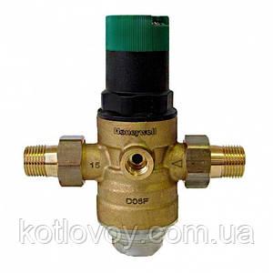 Редуктор давления воды Honeywell D06F-1/2A (Германия)