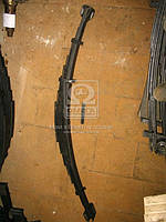 Рессора задней,передний ГАЗ 66 (9-листовая) (Производство ГАЗ) 66-2902012-03