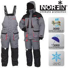 Мужская одежда Norfin